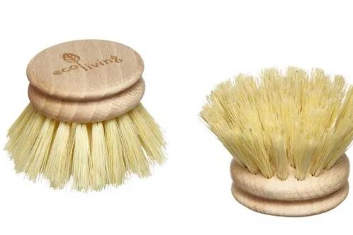 Eco dish brush replacement head