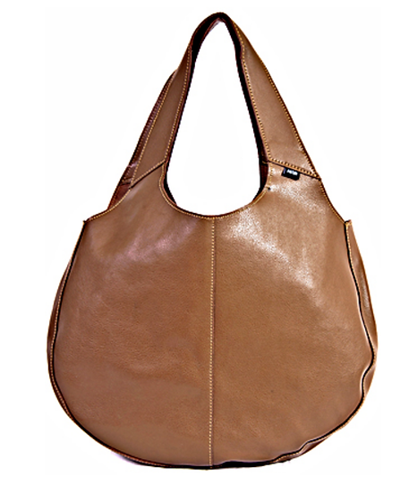 Shona Easton Martha shopper in toffee