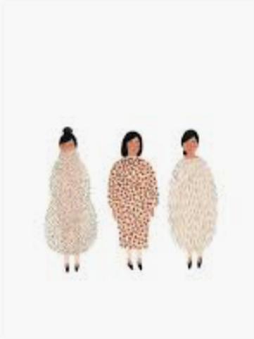 Kate Pugsley art print- 'Costume'