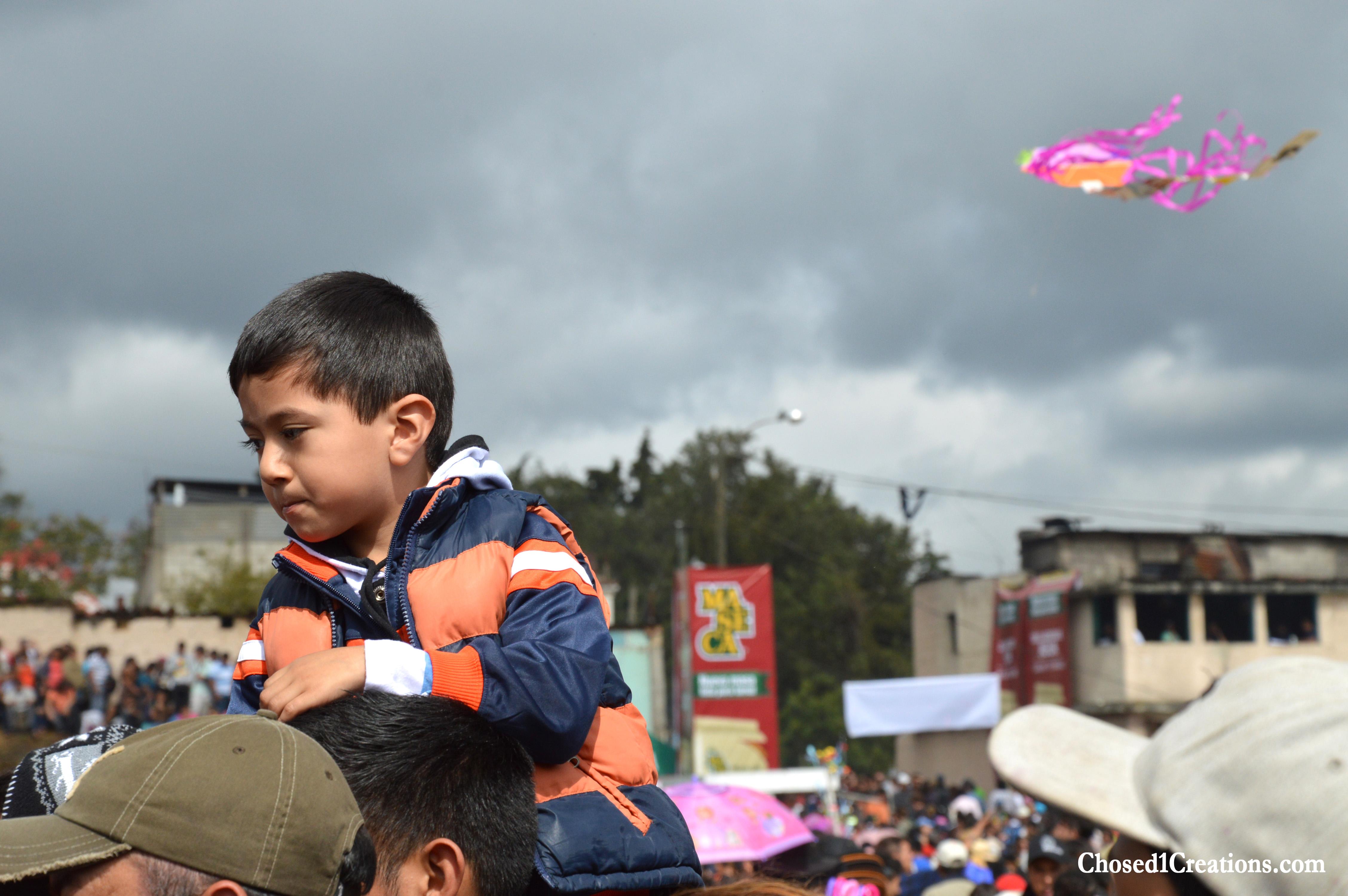 Sumpango - Kite Festival