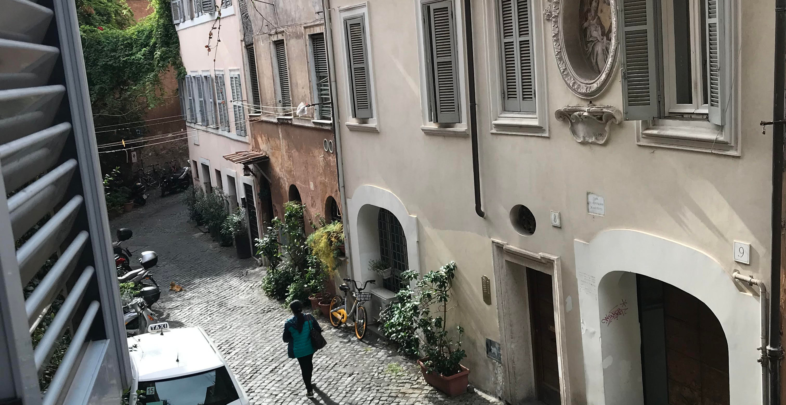 Good morning, Italy!