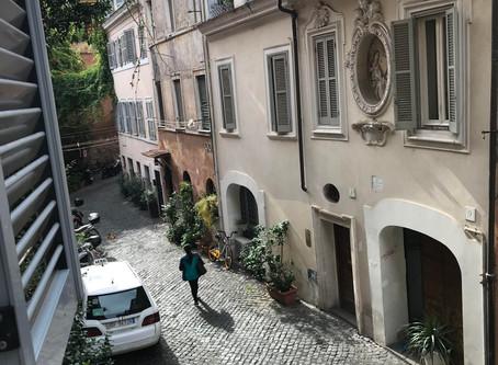 Views from Trastevere