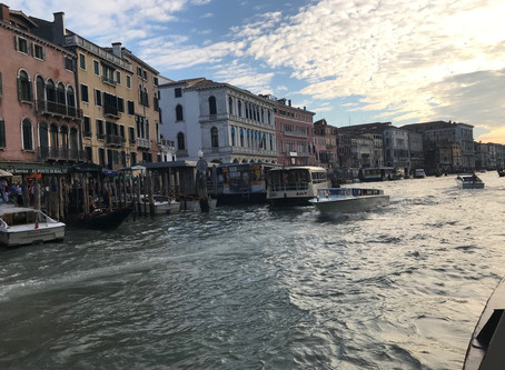 Venice, very nice to see you