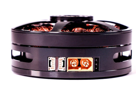 Vertiq 6806: Advanced Motor Technology for Commercial UAVs & Robotics