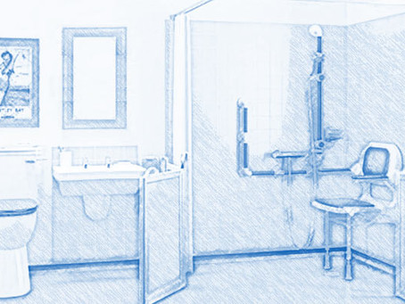 Age-friendly bathroom remodels