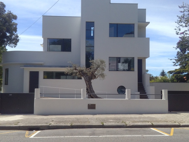 Construction de maison d'architecte
