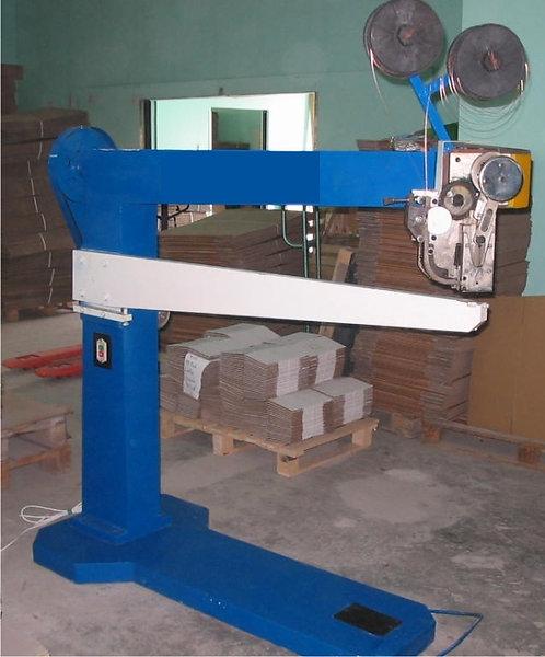 Zszywarki MZC 1600 do 1800 - drut płaski