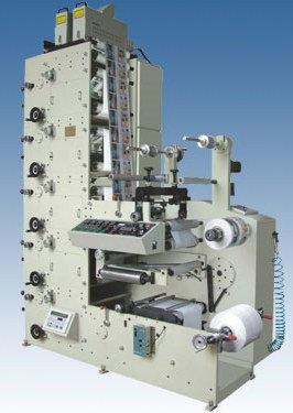Fleksodrukarki do papieru lub folii MZC FLP 1-5
