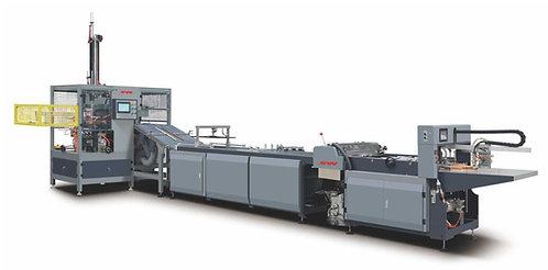 Półautomat do produkcji pudełek oklejanych MZC PLO 460