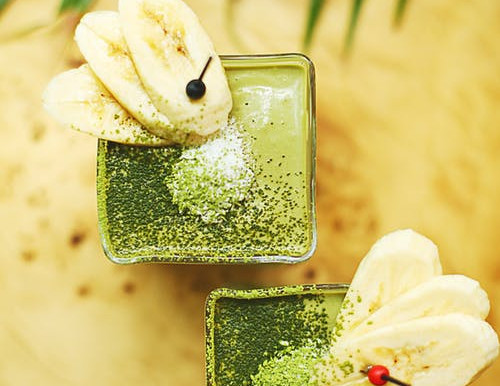 Qi Tea Recipes to try during Lock Down - Iced Tea Parfaits