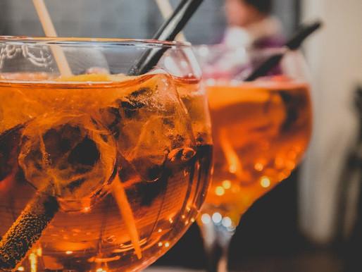 Qi Teas Summer Cocktails