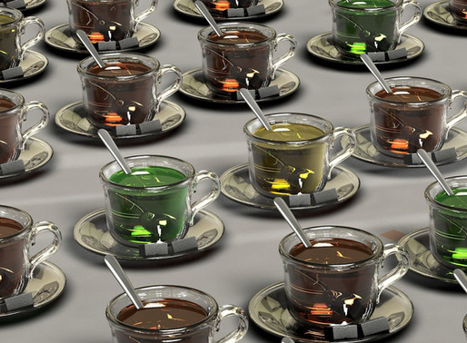 The Wonderful World of Tea - Which one suits you best?