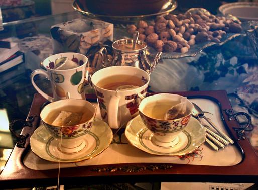 Afternoon Tea the Vegan Way!