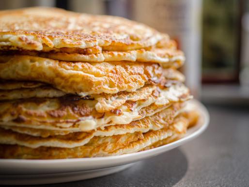How to make Matcha Pancakes