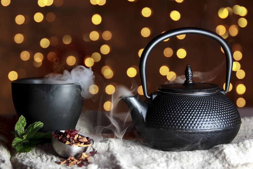 qi teas, mulled tea, white tea, qi teas uk