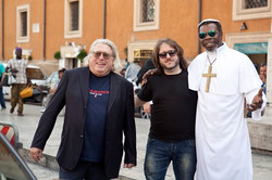 Con Dr. Feelix e Federico L'olandese