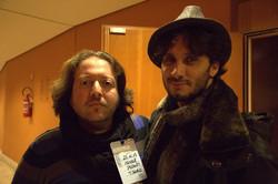 Con Fabrizio Moro