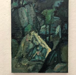 Saint Jerome after Lorenzo Lotto