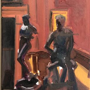 The Italian Room, 2020