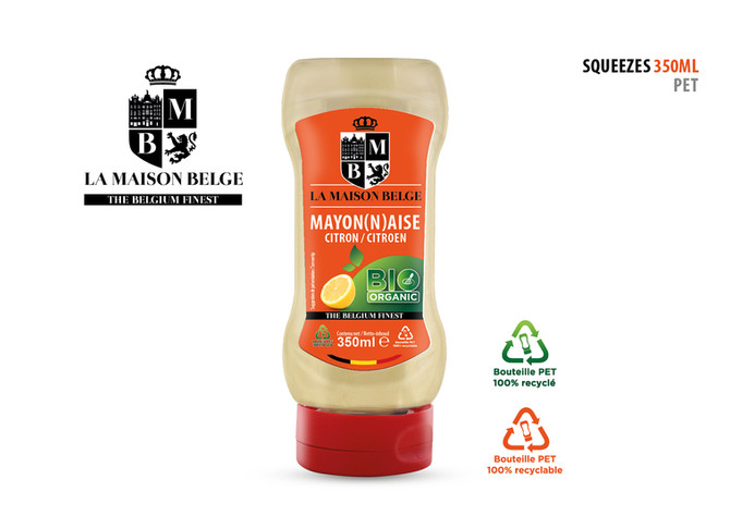 NEWS • Mayonnaise BIO / ORGANIC au citron