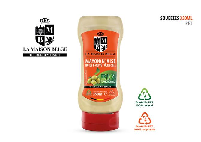 NEWS • Mayonnaise BIO / ORGANIC à l'huile d'olive