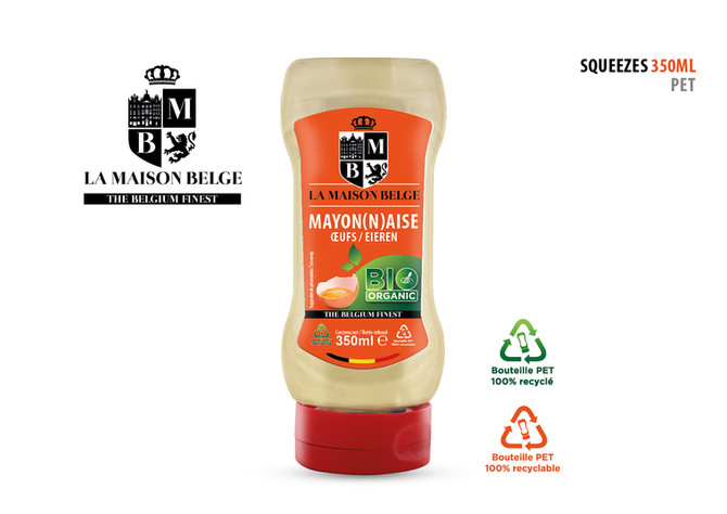 NEWS • Mayonnaise BIO / ORGANIC aux œufs