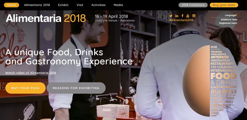 Alimentaria 2018