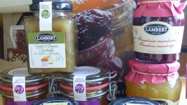 The flavors of us:  jams of Jean-Baptiste Lambert.