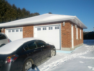 Top 3 reasons to build a garage and how it can save your marriage. A humoristic View.
