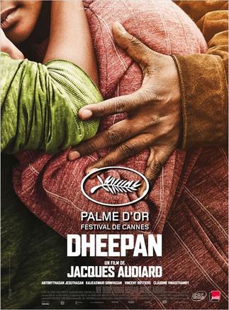 Dheepan, Palme d'or
