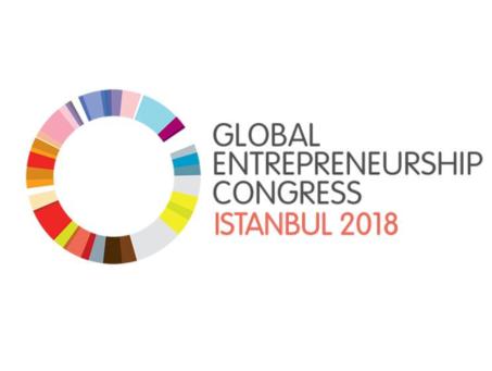 BRM Global Girişimcilik Kongresi'ndeydi