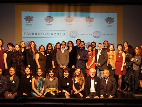 3 sosyal girişimci daha Ashoka küresel 'fellowship' ağına katıldı...