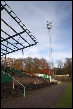 Tribune Stadion Wageningen
