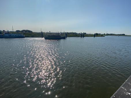 Vissen (hengelsport) in Wageningen