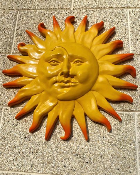 Het zonnetje aan huis