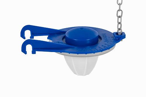 Obturador para a saída de água de mecanismo convencional de descarga - KSOU/AS