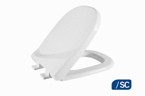 Assento Sanitário Soft Close Fit - TVT/SC - Astra