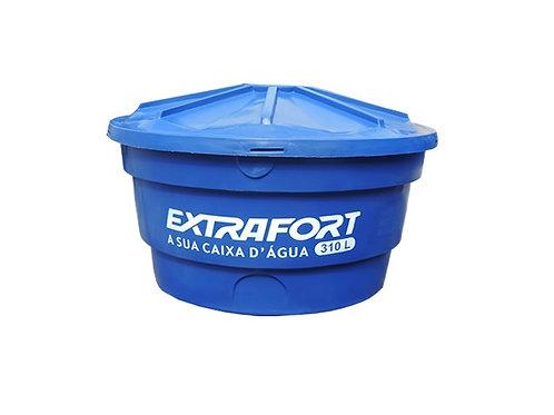 Caixa D'água Poliet 310 litros Extrafort