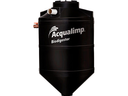 Biodigestor Acqualimp 1300 Litros Acqualimp