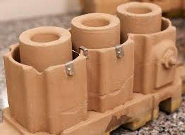 moldes para fundicao em resina Isofund.j