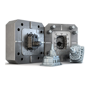 Modelos para fundicao em Aluminio Isofun