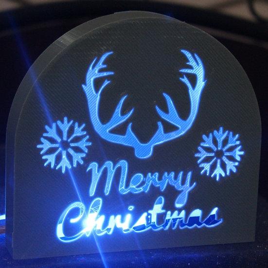Merry Christmas Lightbox