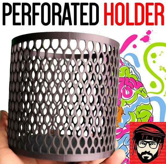 Perforated Holder