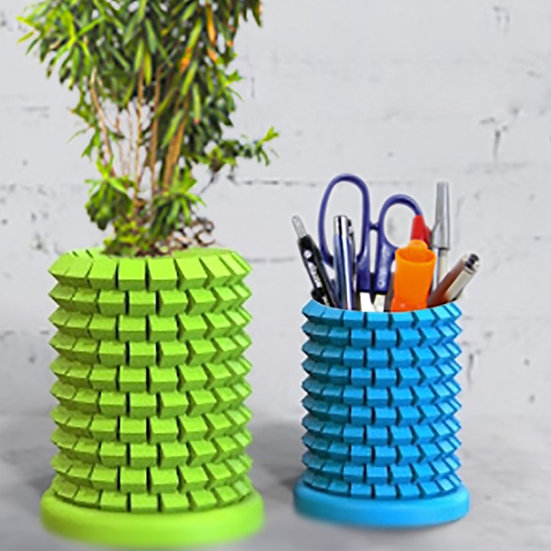 Multi-Purpose Holder/Planter Design