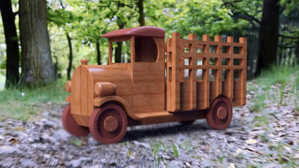 Truck Holder/Toy