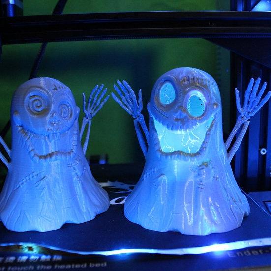 Mr & Ms Boo