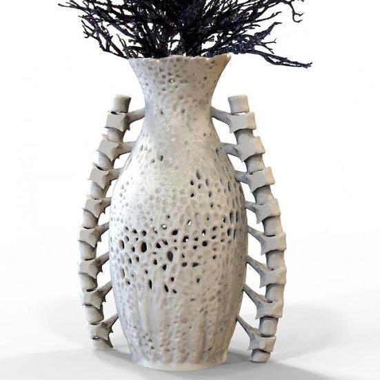 Halloween Bone Vase