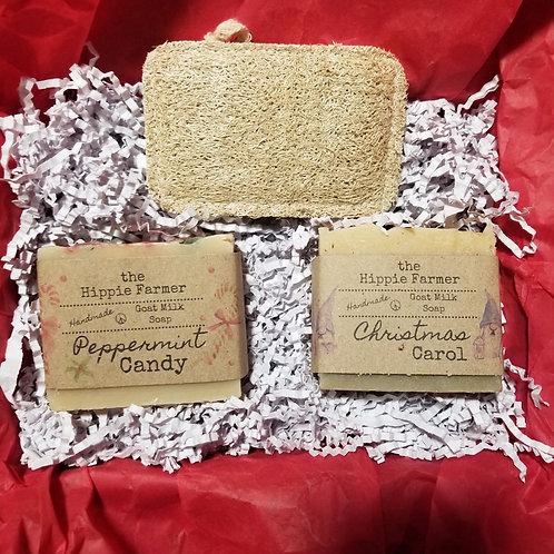 Holiday Soap Set