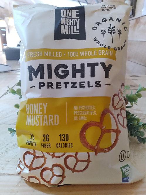 Honey Mustard Pretzels