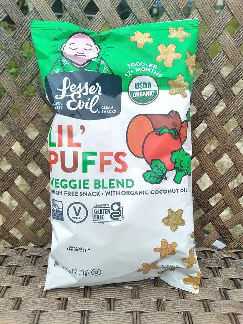 Veggie Blend Lil' Puffs
